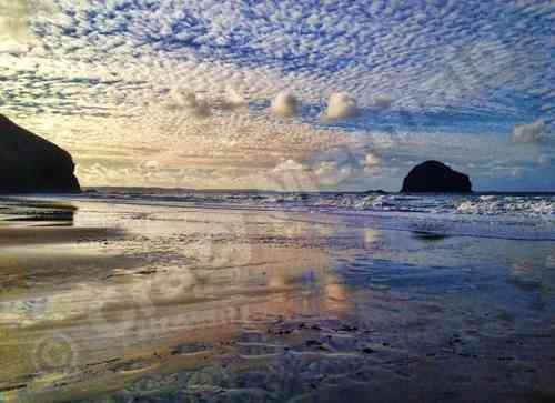 Magical Trebarwith Strand
