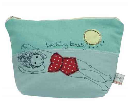 Bathing Beauty Big Make Up Bag
