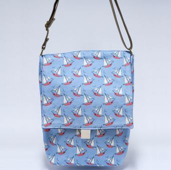 Breezy Boats Messenger Bag